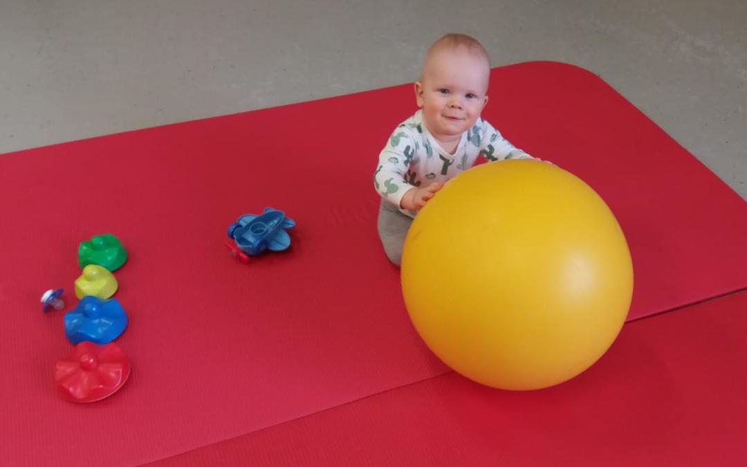 Vauvojen, lasten ja nuorten fysioterapia
